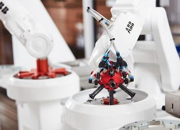 Maskinbetjäning, Fröjd Automation
